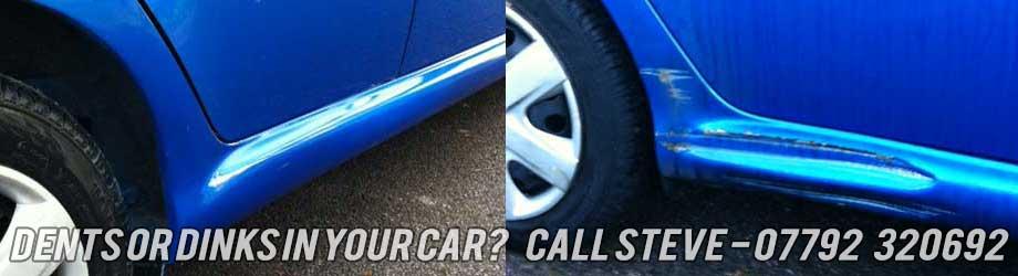 Car Bumper Repairs Swansea