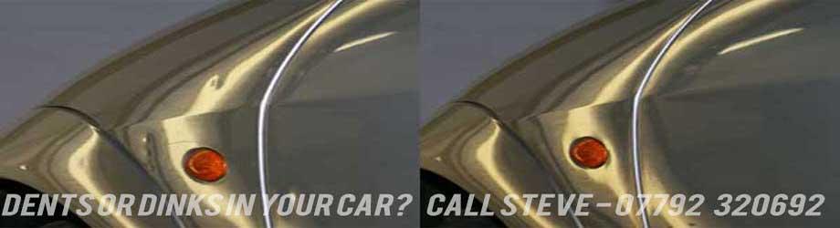 Car Dent Repair Swansea